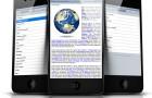 generate-iphone-web-sites
